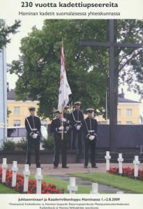 230 vuotta kadettiupseereita - Haminan kadetit suomalaisessa yhteiskunnassa,
