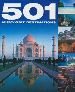 501 must-visit destinations,