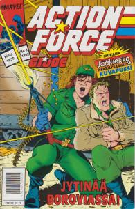 Action Force G.I. Joe 3/1993,
