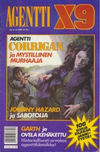 Agentti X9 6/1990,