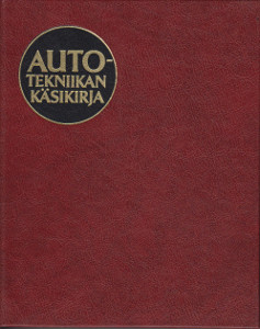 Autotekniikan käsikirja: Autojen säätöarvoja 1-5,