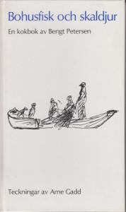 Bohusfisk och skaldjur (signeeraus),Petersen Bengt