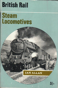 British Rail Steam locomotives,