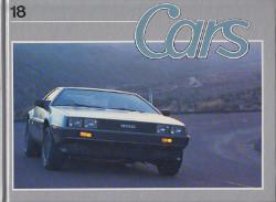 Cars Collection - Suuri tietokirja autoista 18,