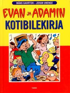 Evan ja Adamin kotibilekirja,Gahrton Måns, Unenge Johan