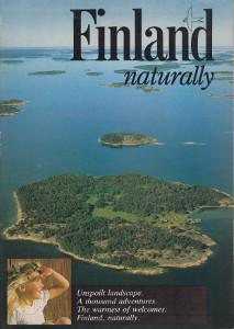 Finland naturally,