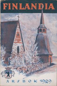 Finlandia - Årsbok 1929,
