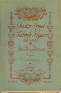 Finska Kriget och Finlands Krigare 5:te häftet,