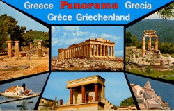 Greece Panorama ,