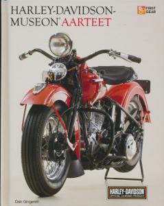Harley-Davidson museon aarteet,Gingerelli Dain