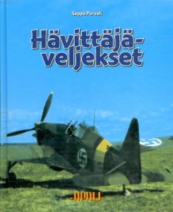 Hävittäjäveljekset, Dokumenttiromaani,Porvali Seppo