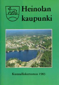 Heinolan kaupunki Kunnalliskertomus 1983,