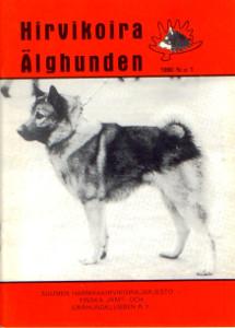 Hirvikoira älghunden 1/1990,