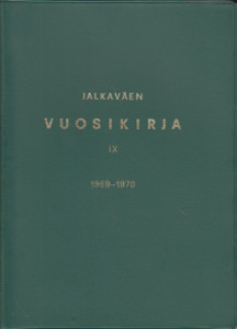 Jalkaväen vuosikirja IX 1969-1970,