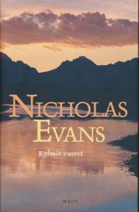 Kylmät vuoret,Evans Nicholas