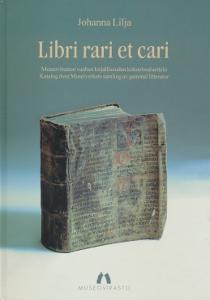 Libri rari et cari ,Lilja Johanna