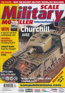 Military Scale Modeller 10/2011,