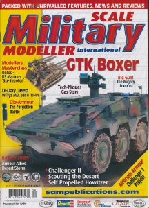 Military Scale Modeller 1/2012,