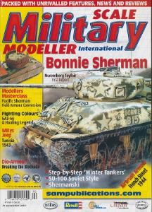 Military Scale Modeller 3/2012,