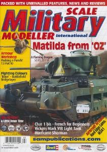 Military Scale Modeller 4/2012,