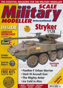 Military Scale Modeller 4/2009,