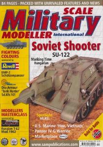 Military Scale Modeller 2/2010,