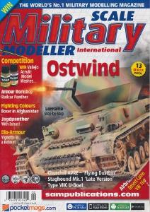 Military Scale Modeller 2/2013,