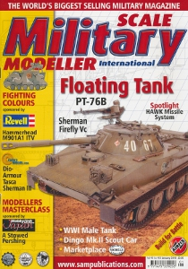 Military Scale Modeller 1/2010,