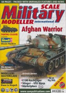 Military Scale Modeller 1/2011,