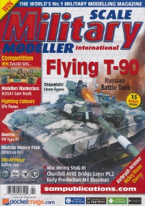 Military Scale Modeller 1/2013,