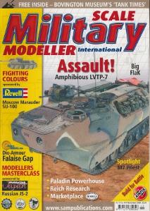 Military Scale Modeller 11/2009,