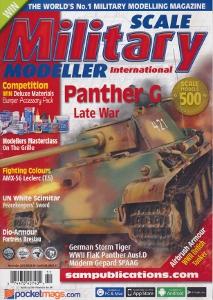 Military Scale Modeller 11/2012,
