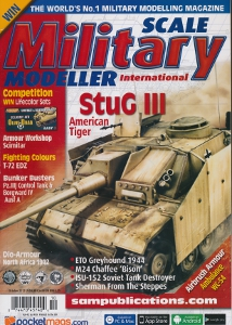Military Scale Modeller 10/2012,