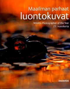 Maailman parhaat luontokuvat Wildlife Photographer of the year 23. vuosikerta,