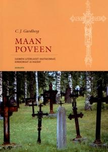 Maan poveen, Suomen luterilaiset hautausmaat, kirkkomaat ja haudat,C.J.Cardberg