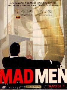 Mad Men Kausi 1,