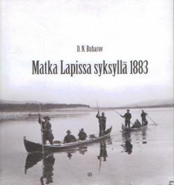 Matka Lapissa syksyllä 1883,Buharov D.N.