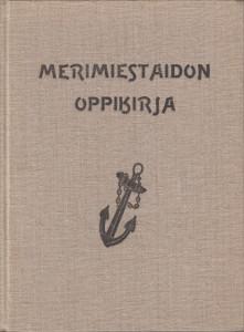 Merimiestaidon oppikirja,Blomgren Axel S.