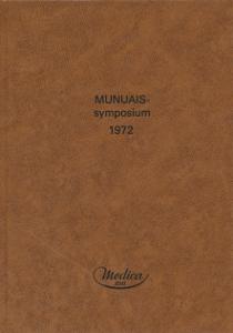 MUNUAIS-symposium 1972,