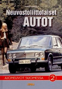 Ajoneuvot Suomessa 2, Neuvostoliittolaiset autot,Mäkipirtti Markku