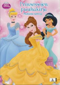Prinsessojen puuhakirja,