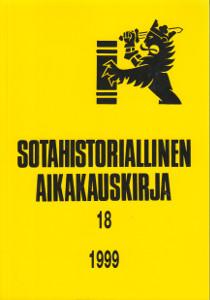 Sotahistoriallinen aikakauskirja 18 1999,