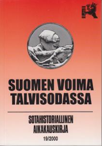 Sotahistoriallinen aikakauskirja 19/2000 - Suomen voima talvisodassa,