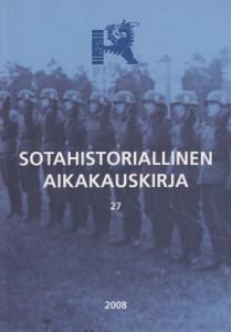 Sotahistoriallinen aikakauskirja 27 2008,