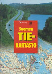 Suomen tiekartasto,Pitkänen Anneli