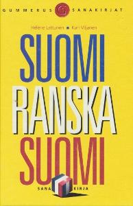 Suomi - Ranska - Suomi sanakirja. Dizionaire  finnois - francais -finnois - finlandese,Lattunen Viljanen