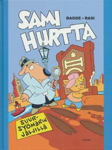 Sami Hurtta Suursyömärin jäljillä,Bagge Tapani