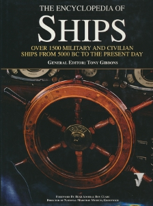The encyclopedia of ships ,Gibbons Tony