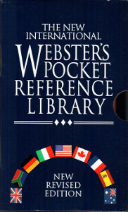 The New international Webster