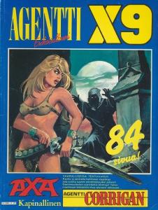 Agentti X9 erikoisalbumi,